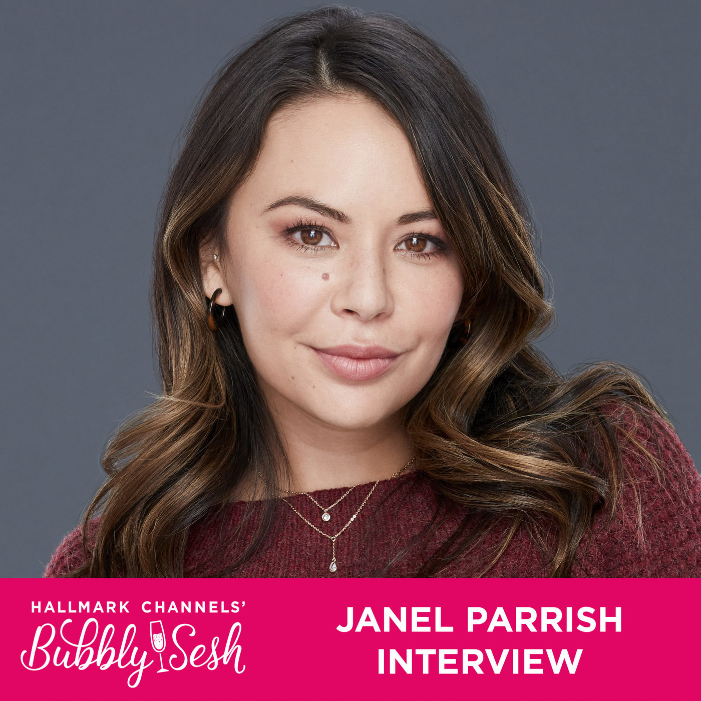 Janel Parrish Interview, Holly and Ivy