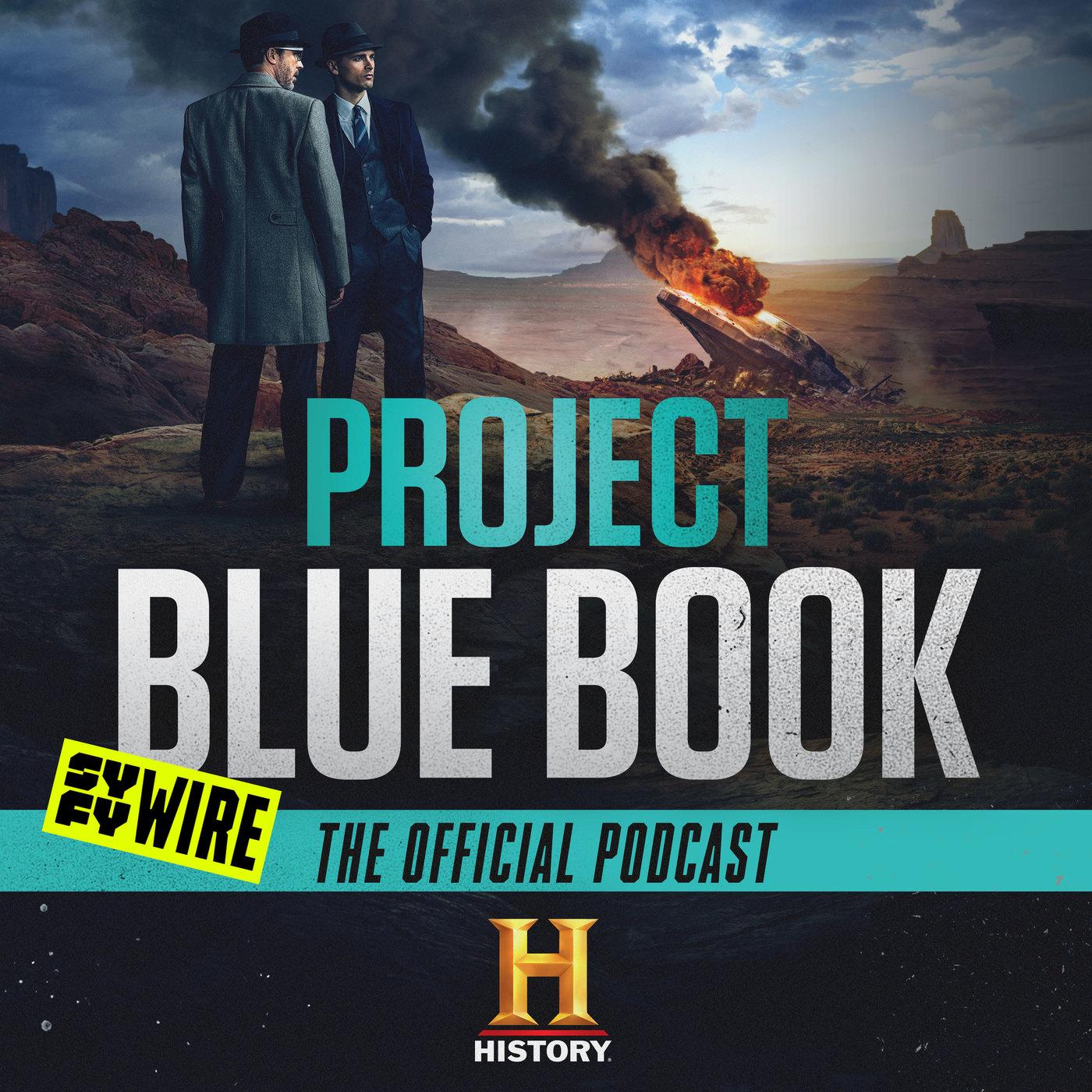 "Season 2 Episode 3 ""Area 51"" with creator David O'Leary, and Michael Malarkey and Jerod Haynes"