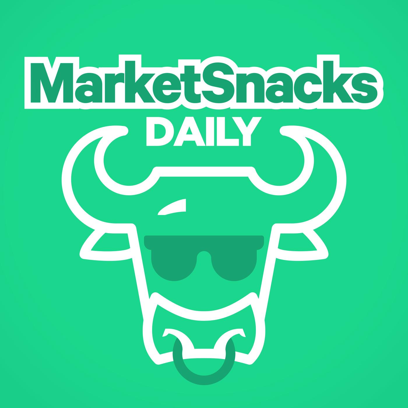 Marketsnacks Daily By Marketsnacks And Cadence13 On Apple Podcasts