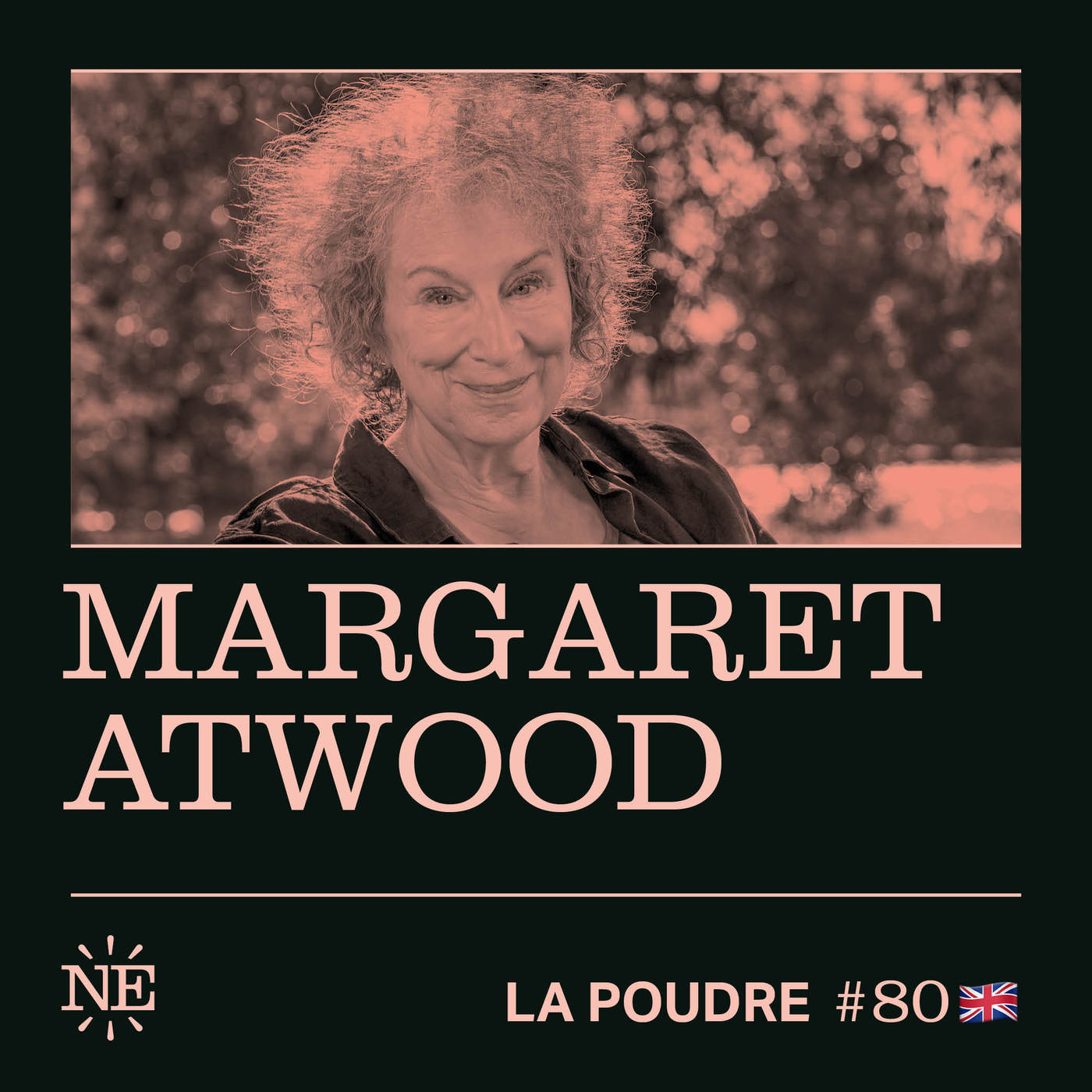 Episode 80 - Margaret Atwood - 🇬🇧