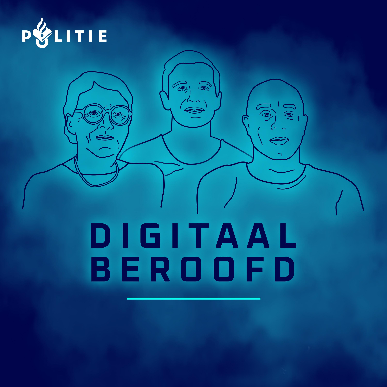 Digitaal Beroofd logo