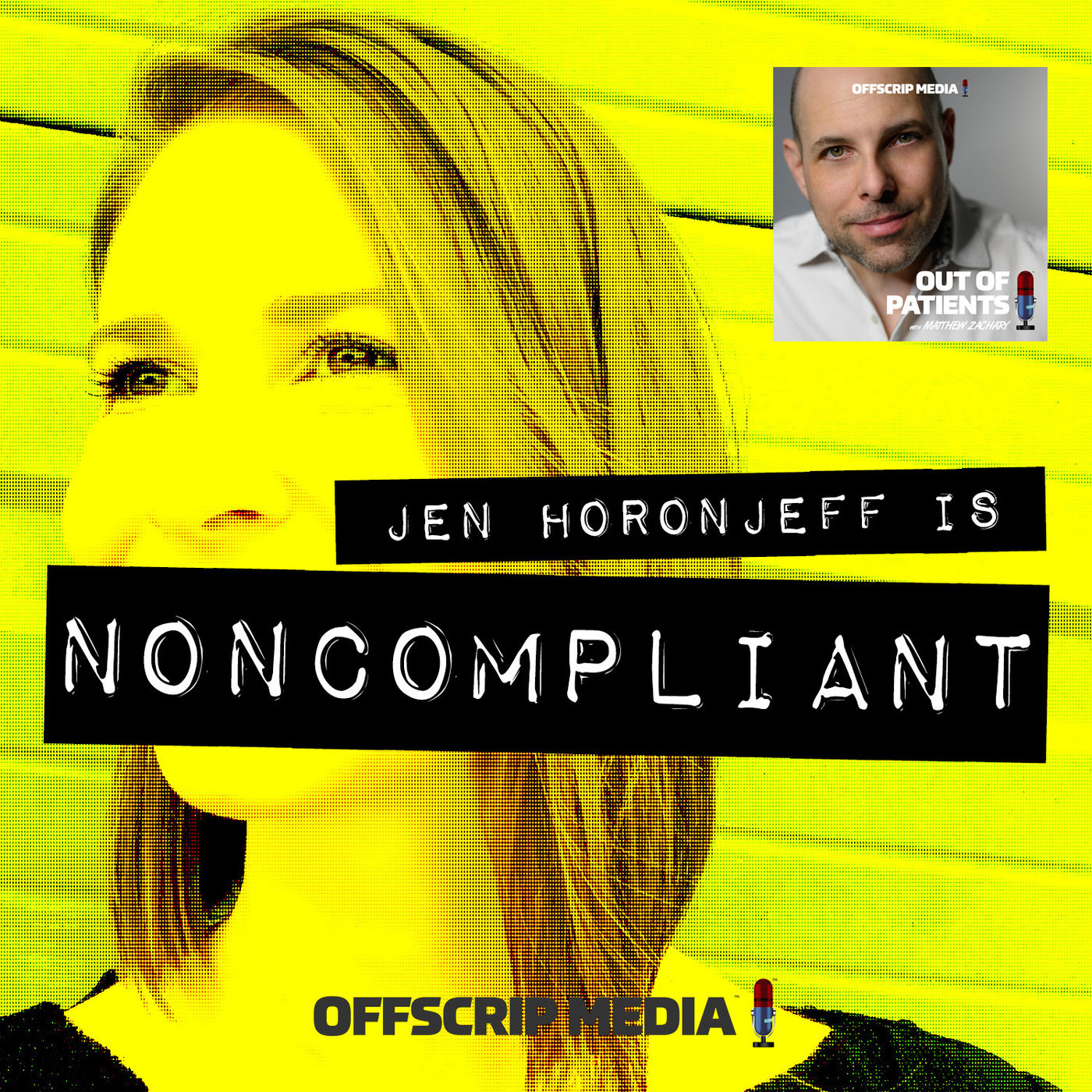 "[BONUS] ""Jen Horonjeff is Noncompliant"" with Gabe Howard"