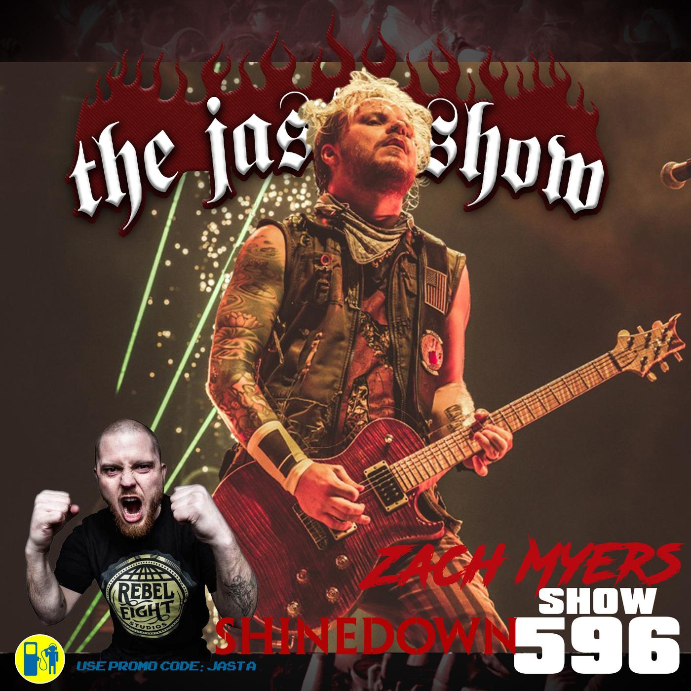 Show #596 - Zach Myers (Shinedown)