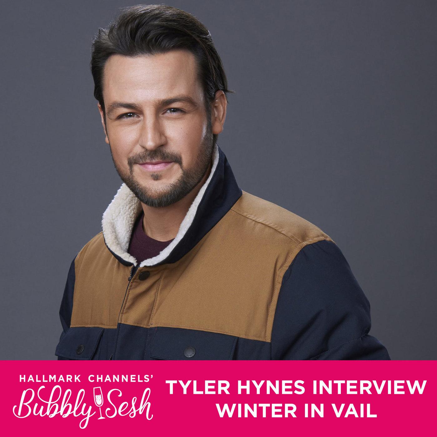 Tyler Hynes Interview, Winter in Vail