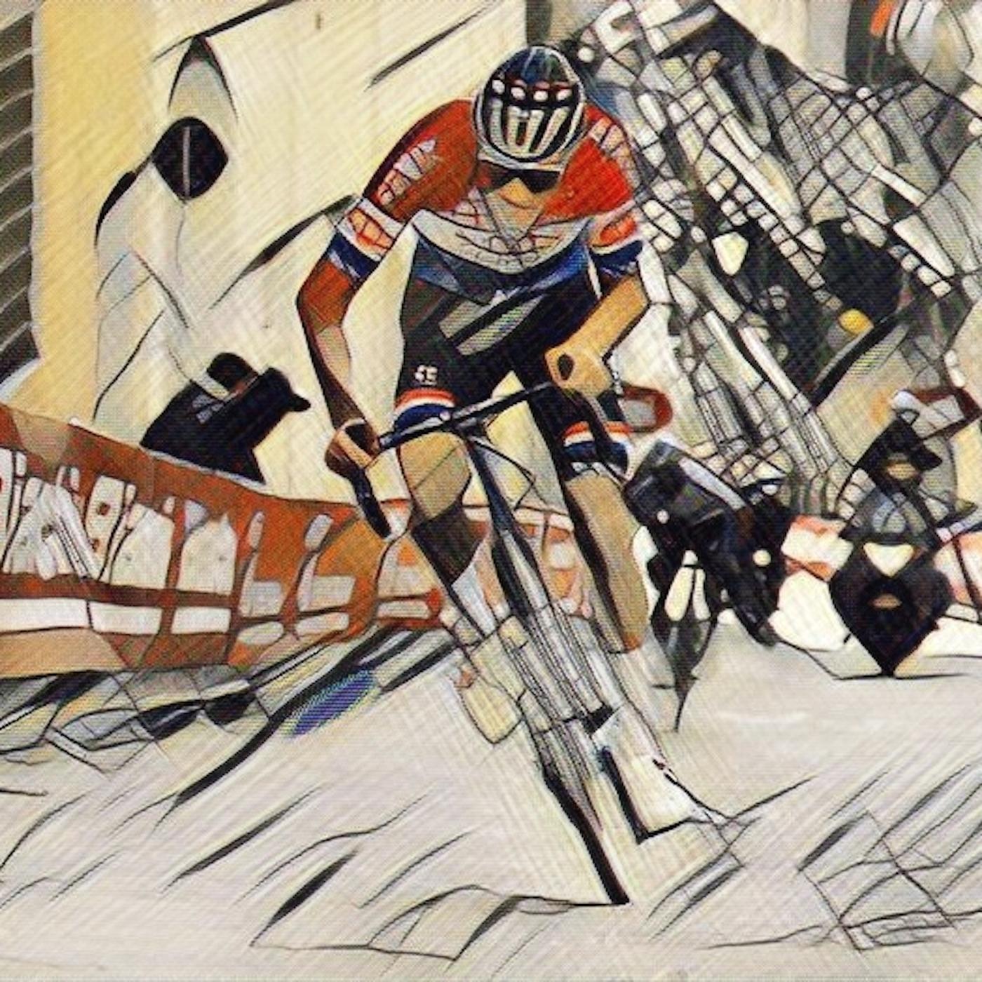 Strade Bianche: Mathieu van der Poel (🇳🇱) wint 'onbesefbaar' in Siena