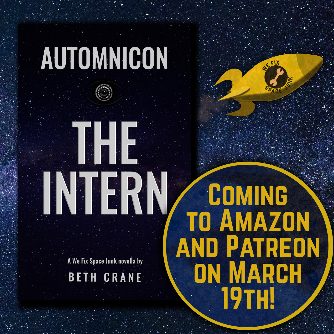 Automnicon: The Intern - Coming Soon!