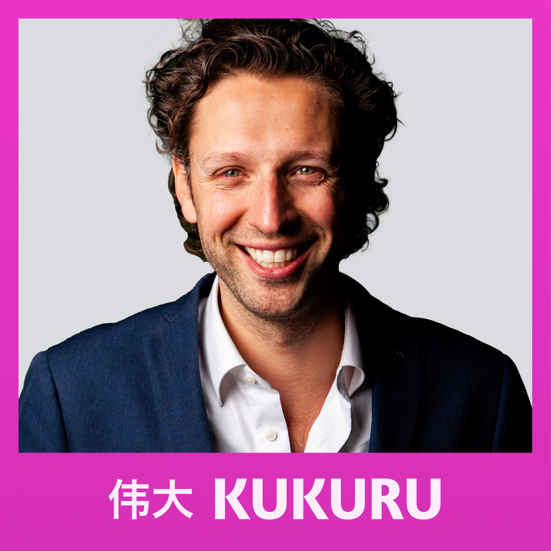 Mark Tigchelaar over focus en flow spanning en ontspanning   KUKURU #60