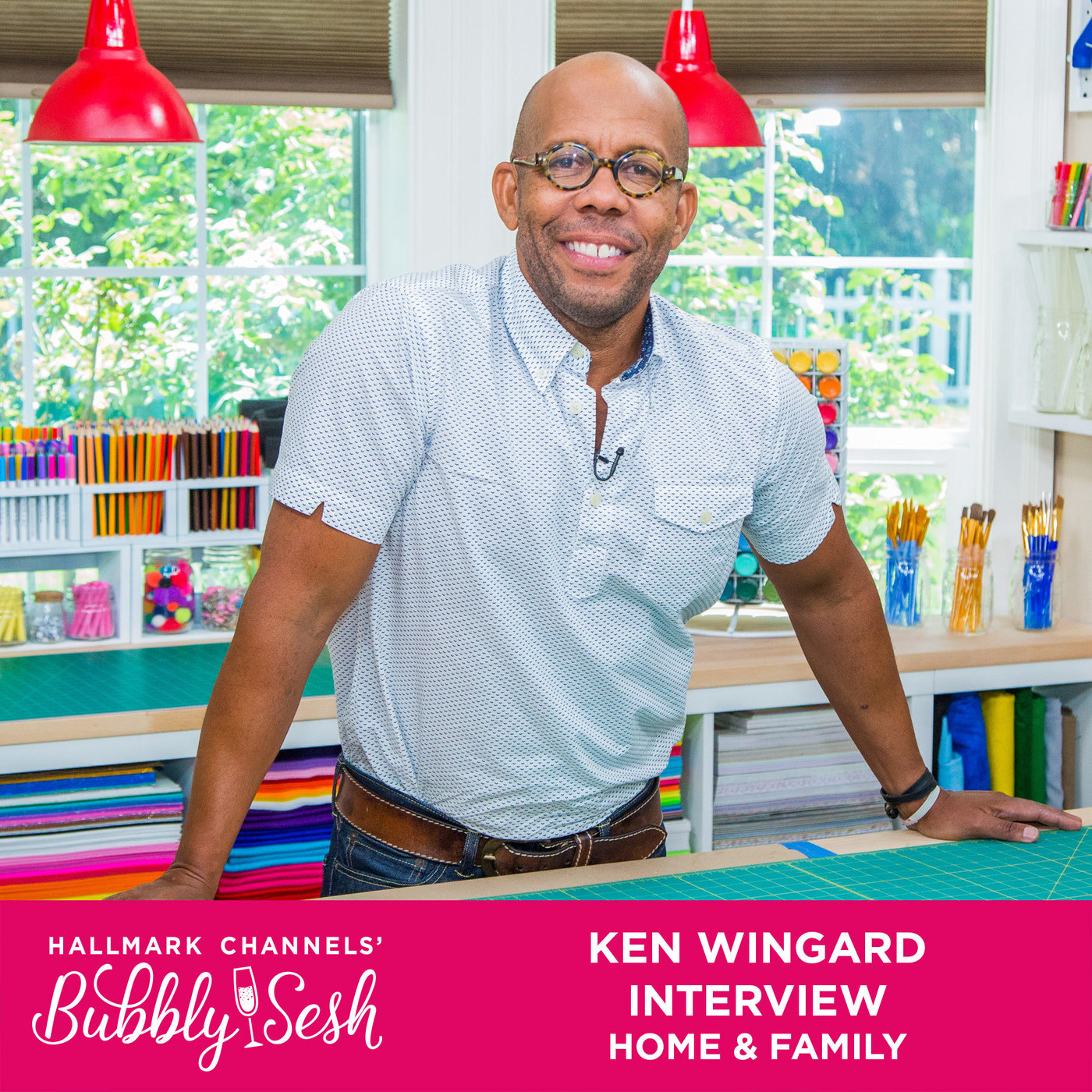 Kenneth Wingard Interview, Home & Family