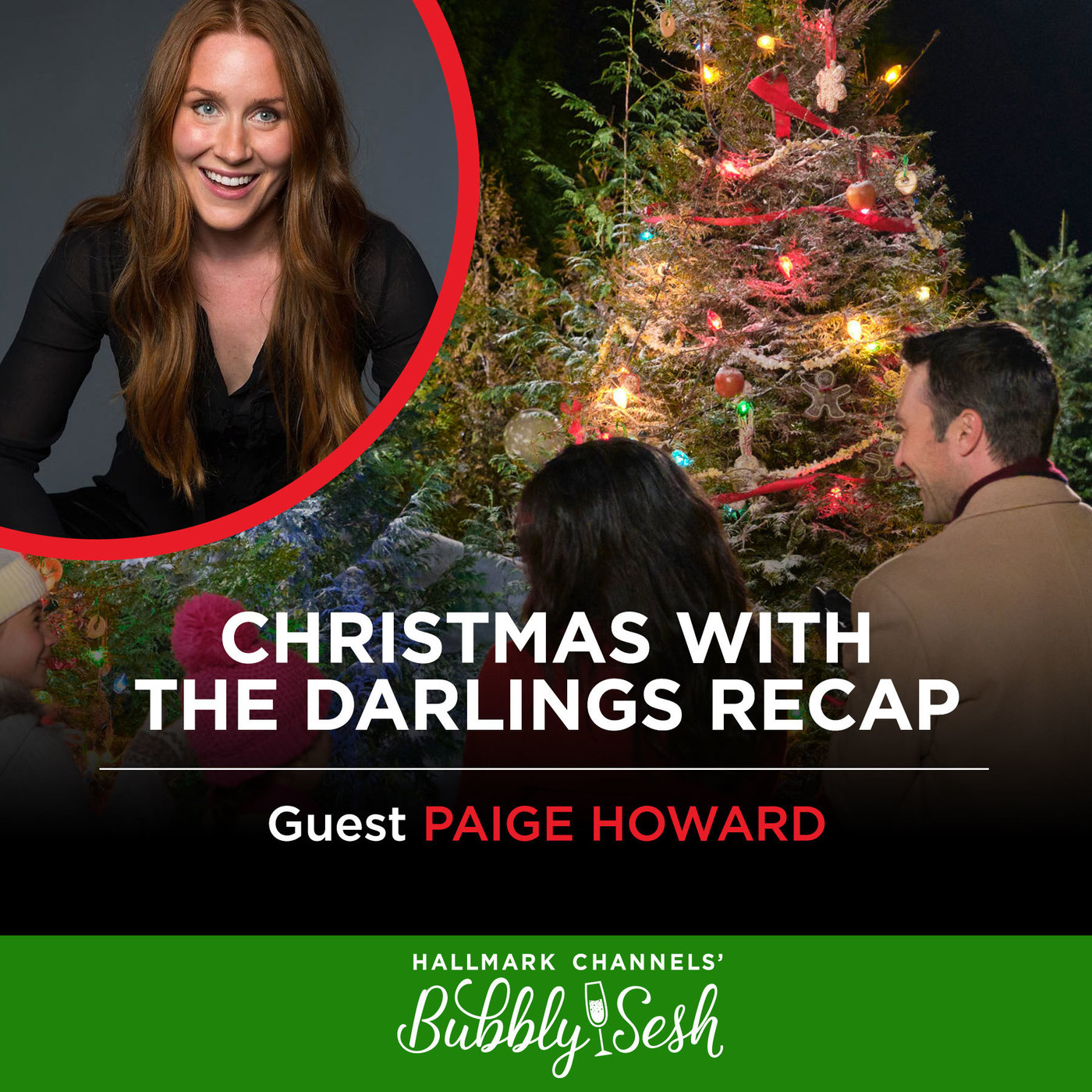 Christmas with the Darlings with Guest Paige Howard
