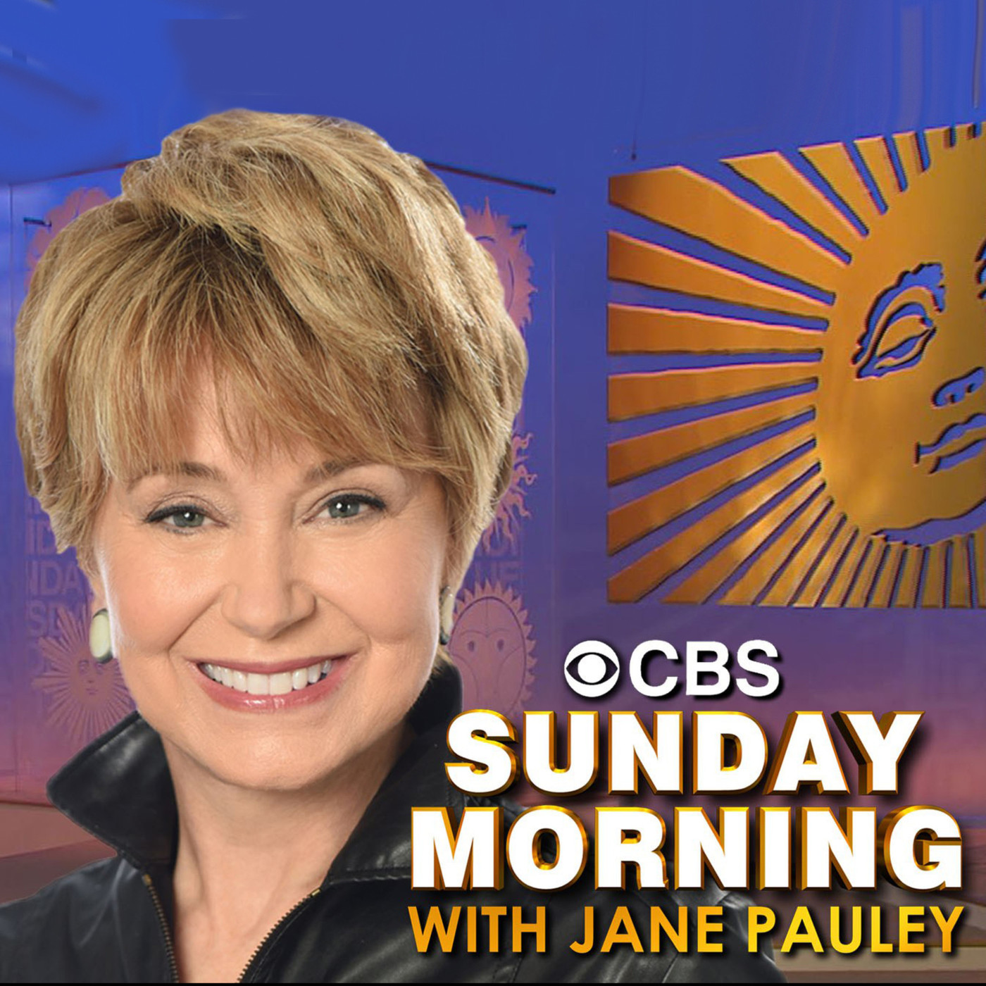 CBS Sunday Morning with Jane Pauley podcast show image