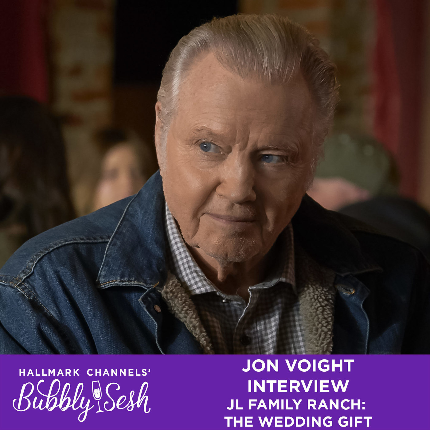 Jon Voight Interview, JL Family Ranch: The Wedding Gift