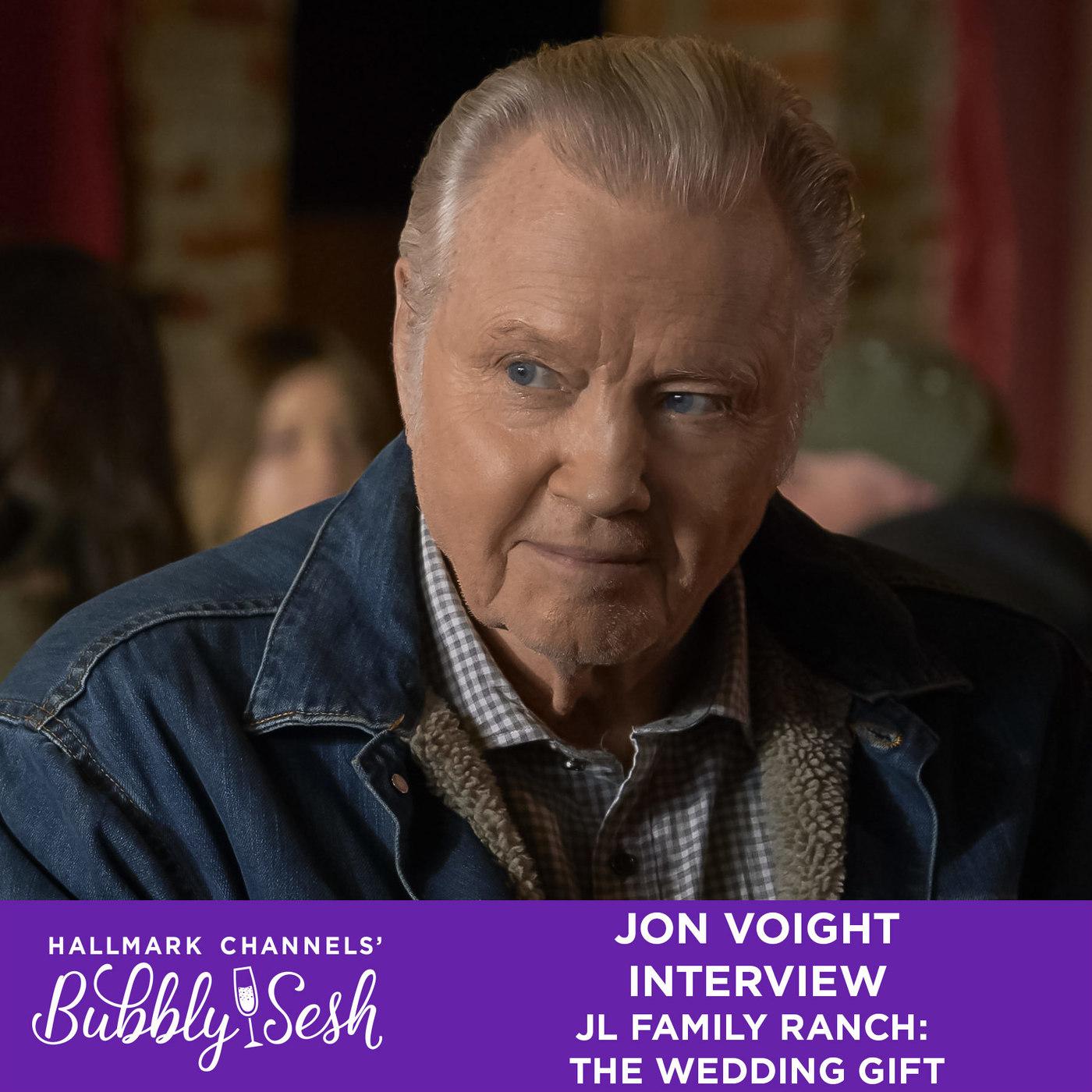 Jon Voight Interview, JL Family Ranch: The Wedding Gift