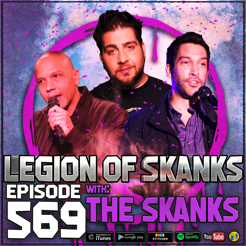 Episode #569 - Six Month Suspension
