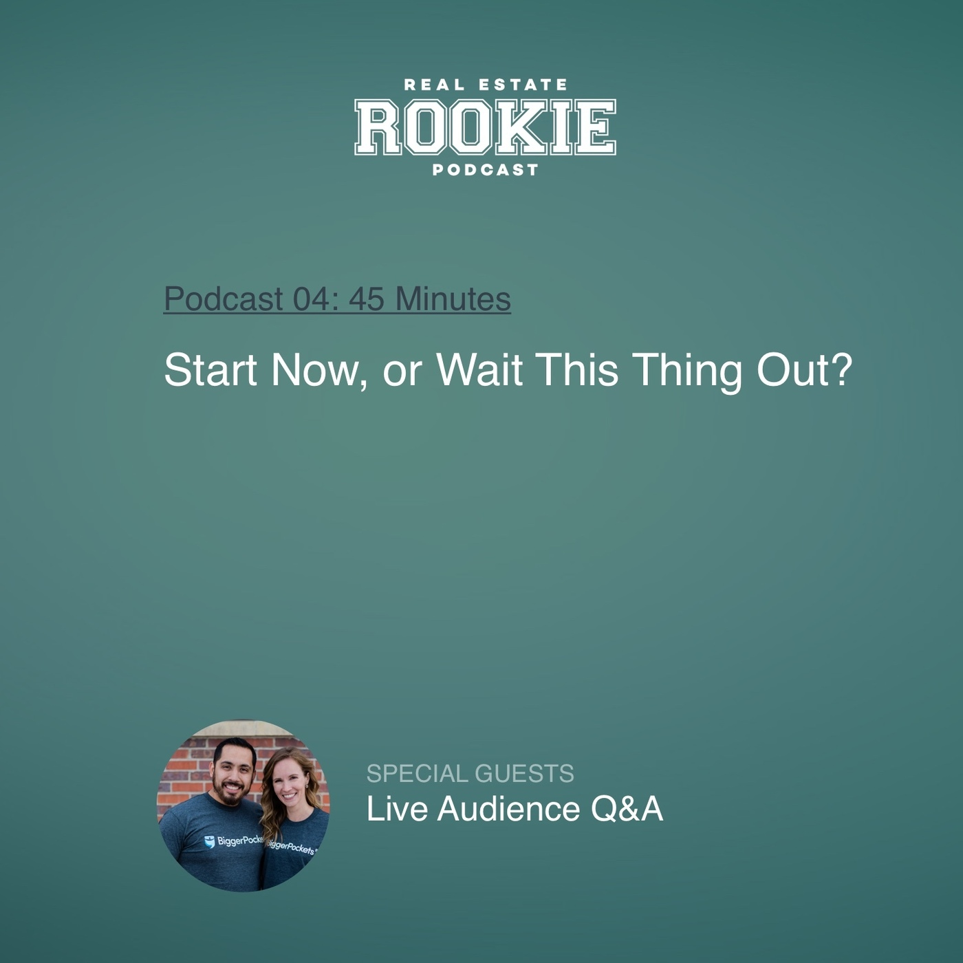 Start Now, or Wait This Thing Out? Live Audience Q&A