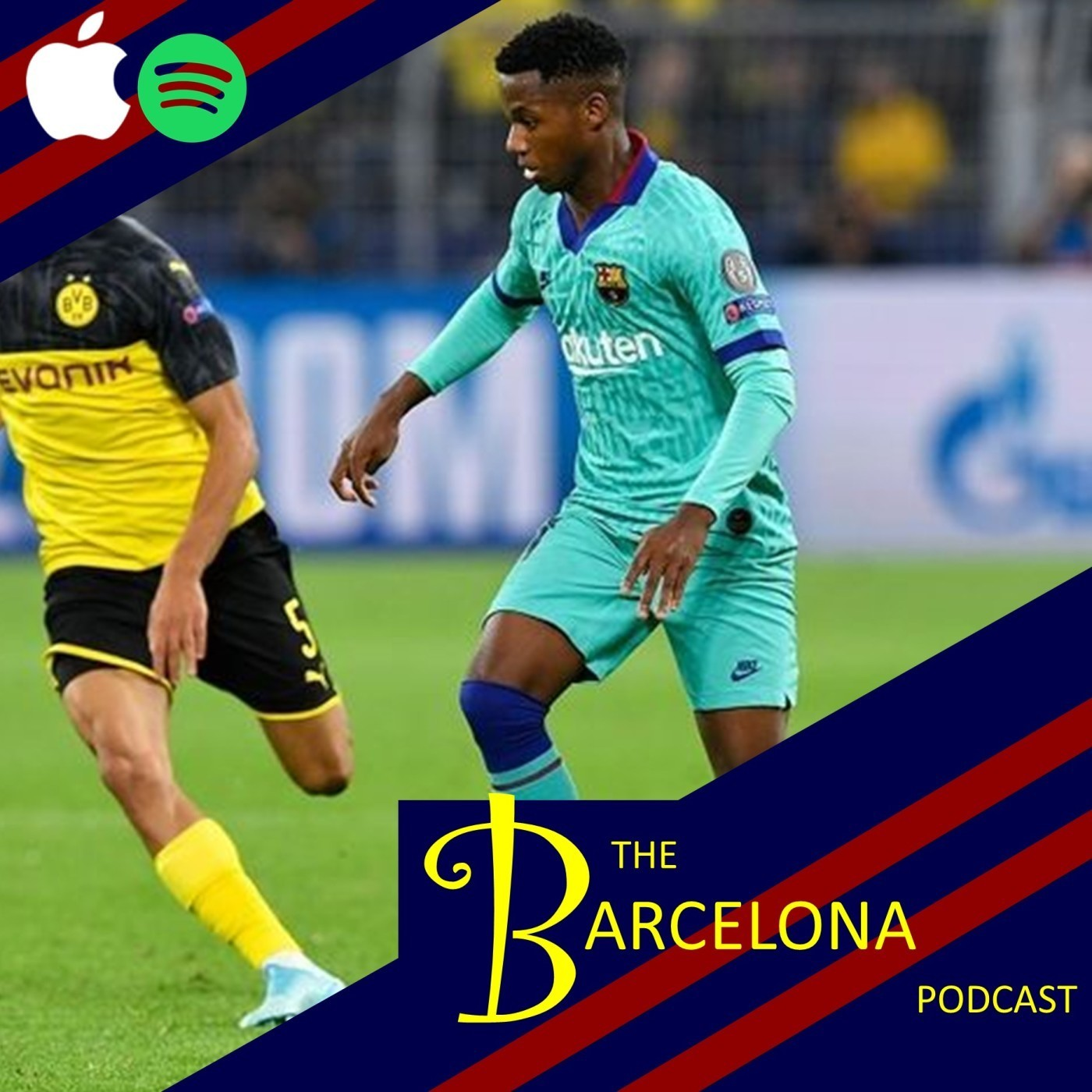 Where will Ansu Fati play this season? Junior Firpo, Luis Suárez, and Ernesto Valverde [TBPod157]