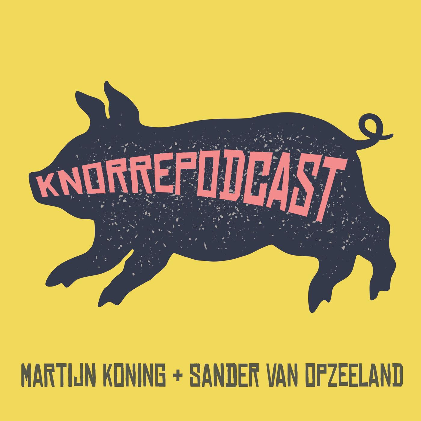 #58 | Grootmeester Youp zijn cursus | De Knorrepodcast
