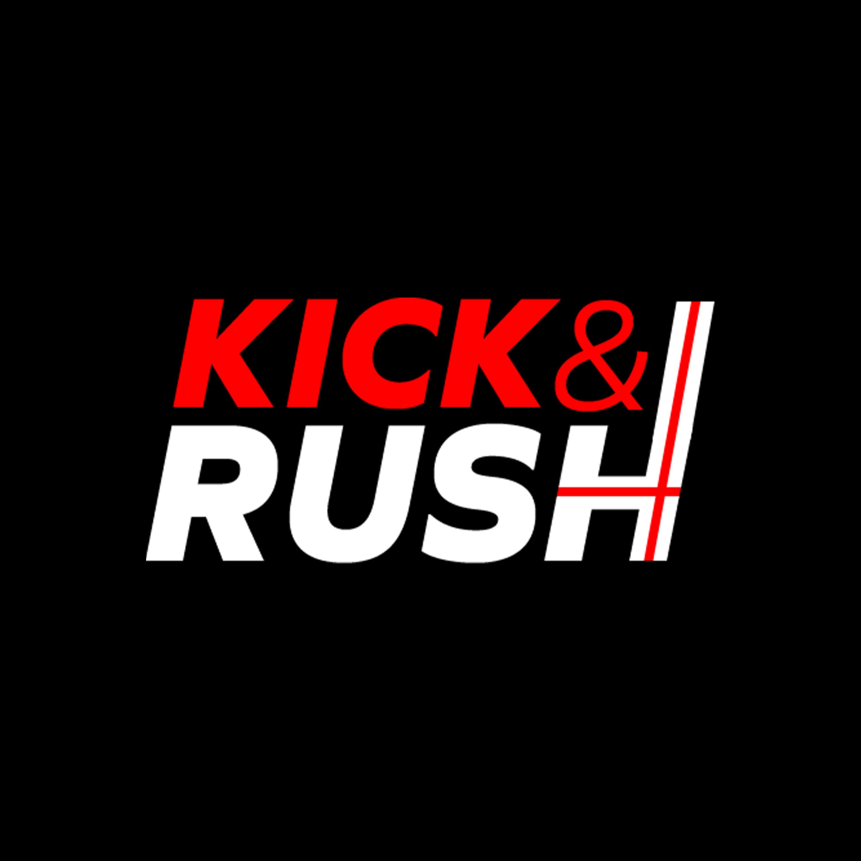 KICK&RUSH - La Boum III op Old Trafford