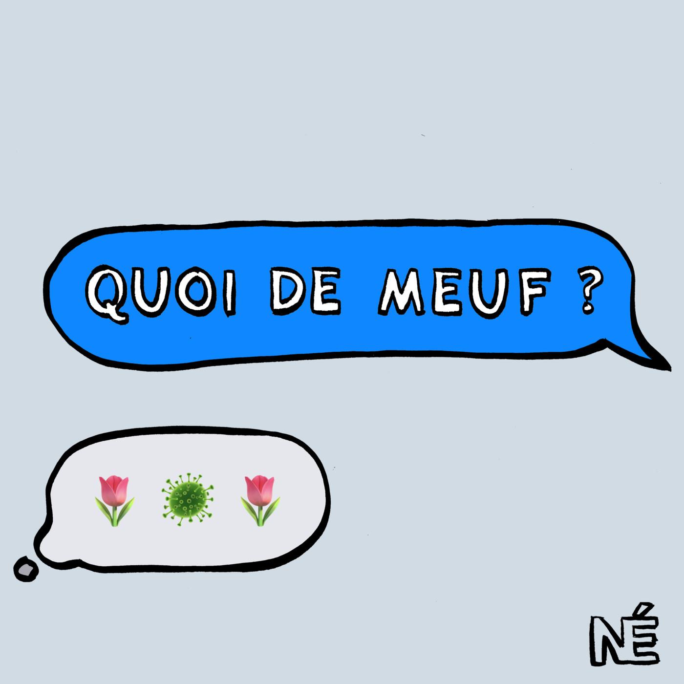 #76 - Dites-le avec des flores !