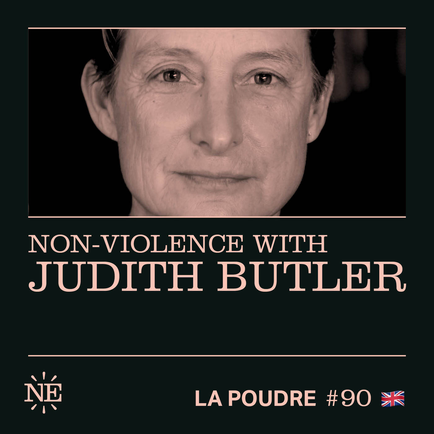 Episode 90 - Non-violence with Judith Butler - 🇬🇧