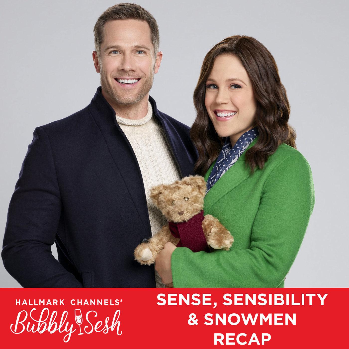 Sense, Sensibility & Snowmen Recap