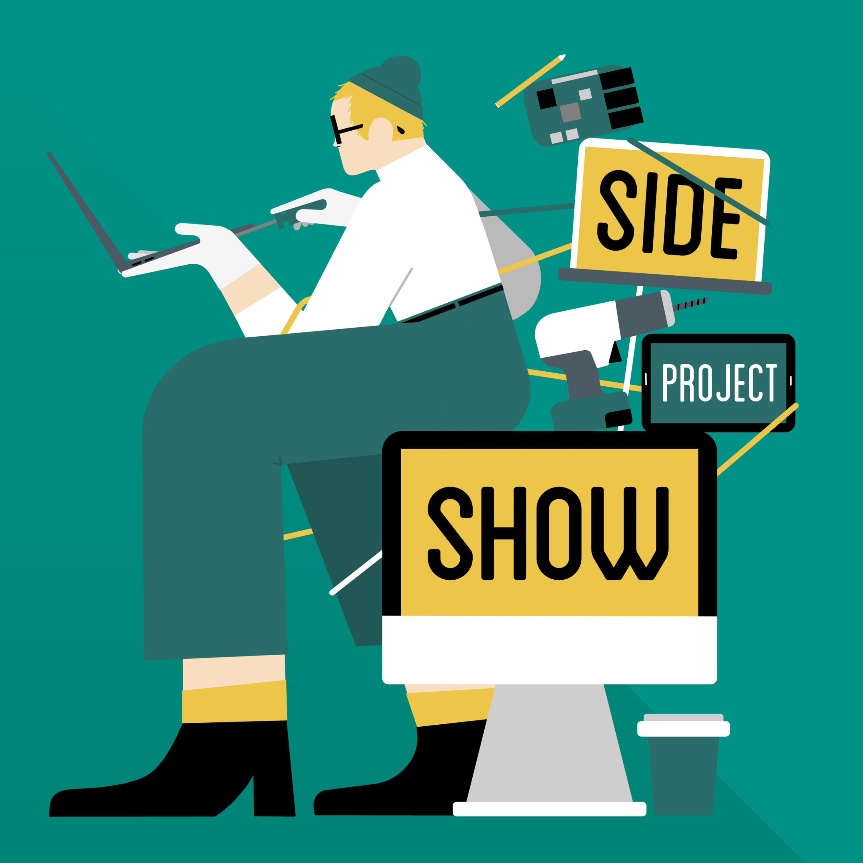 Side Project Show logo
