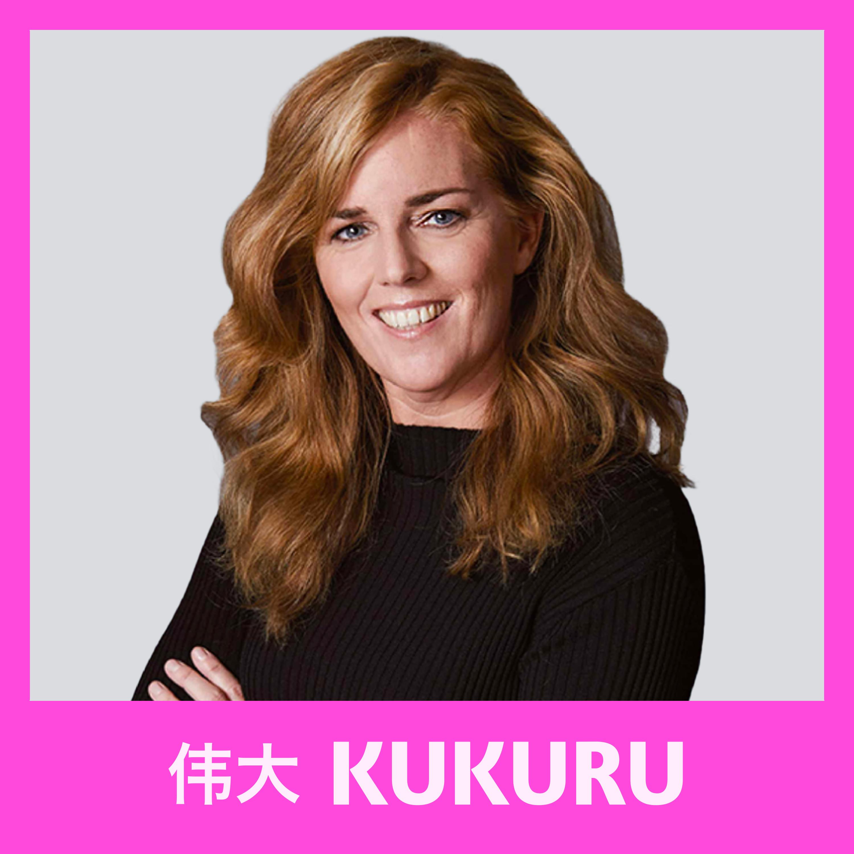 Vilna van Betten over ontladen en voelen, verdriet niet verwerken en het zelfhelend vermogen | Kukuru #92