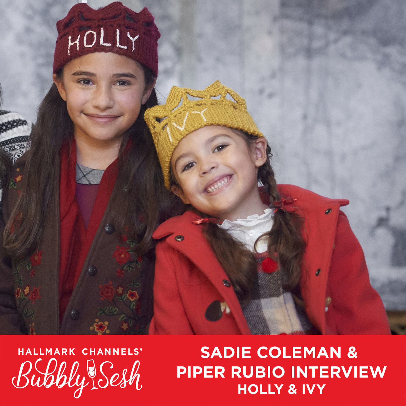 Sadie Coleman and Piper Rubio, Holly & Ivy