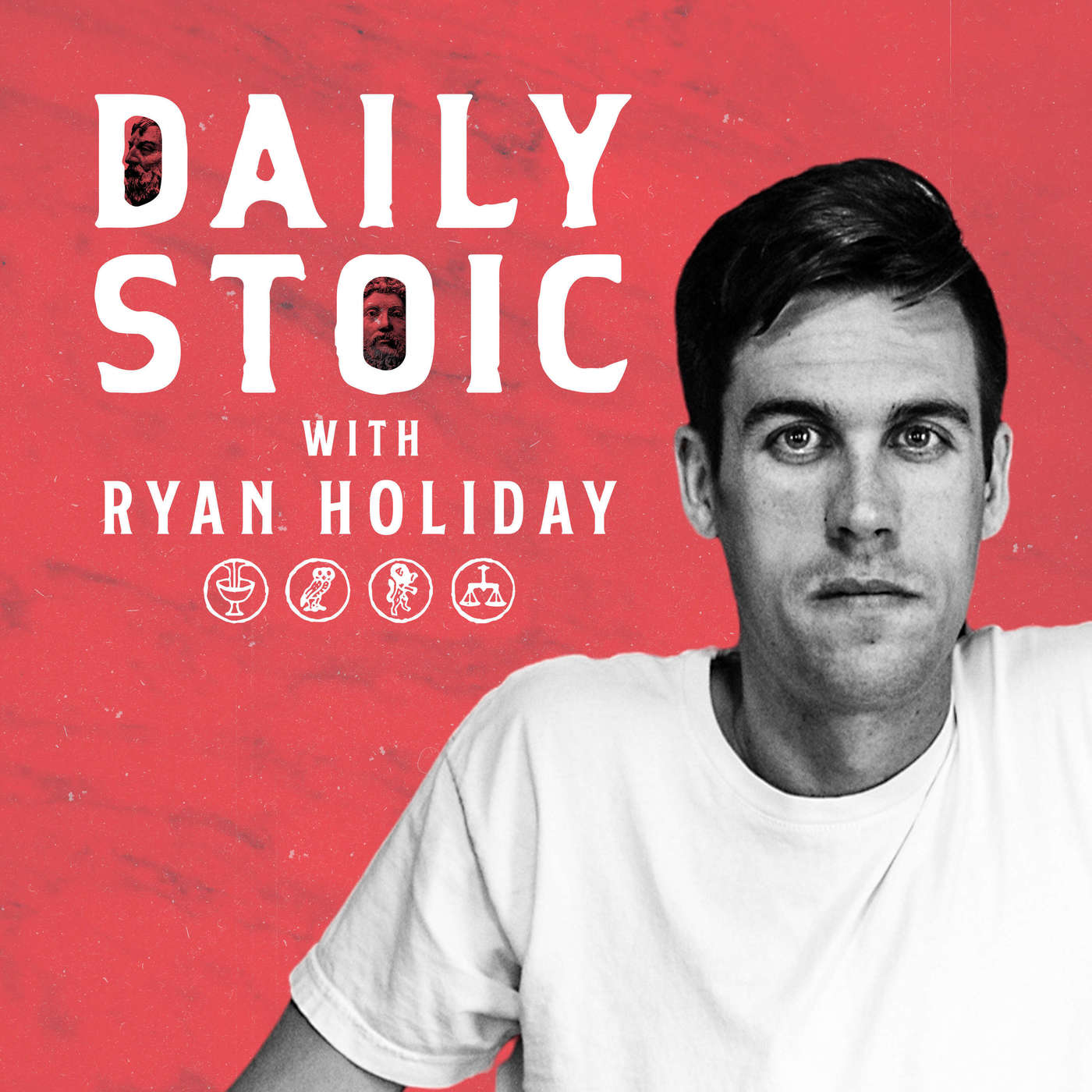 The Daily Stoic podcast