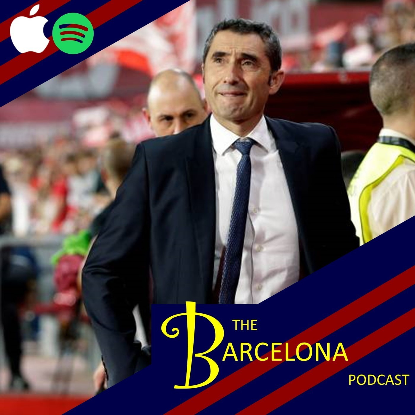 Should Barcelona fire Ernesto Valverde? Luis Suárez, Louis van Gaal, and Arthur [TBPod158]