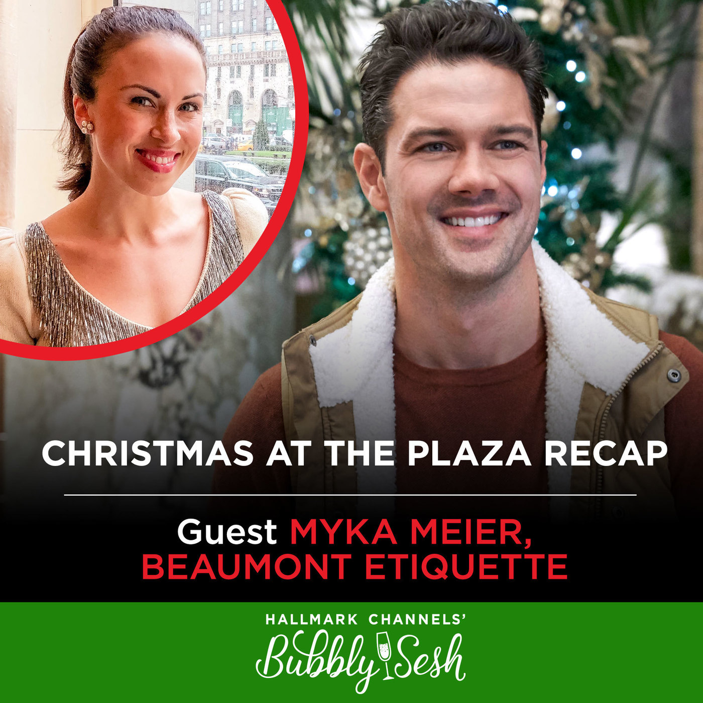 Christmas at the Plaza Recap with Myka Meier, Beaumont Etiquette