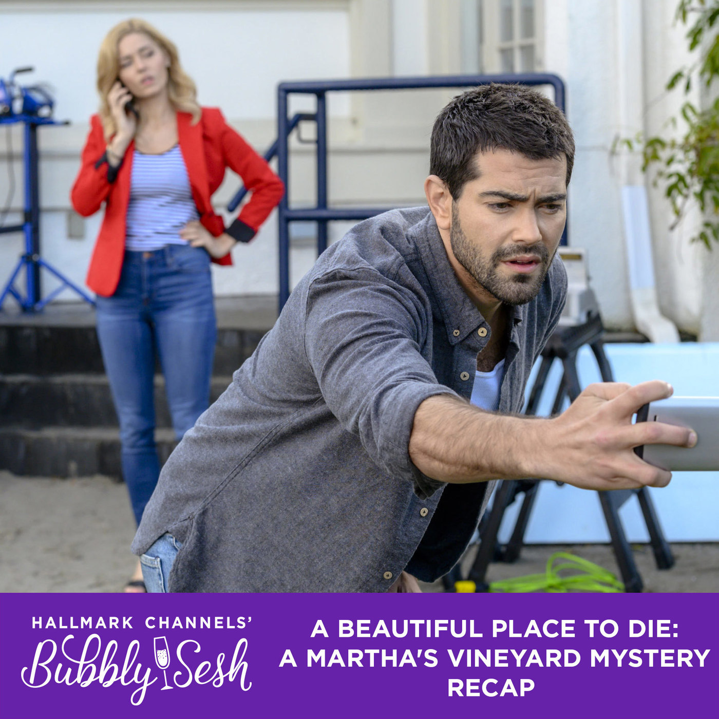 A Beautiful Place to Die: A Martha's Vineyard Mystery Recap