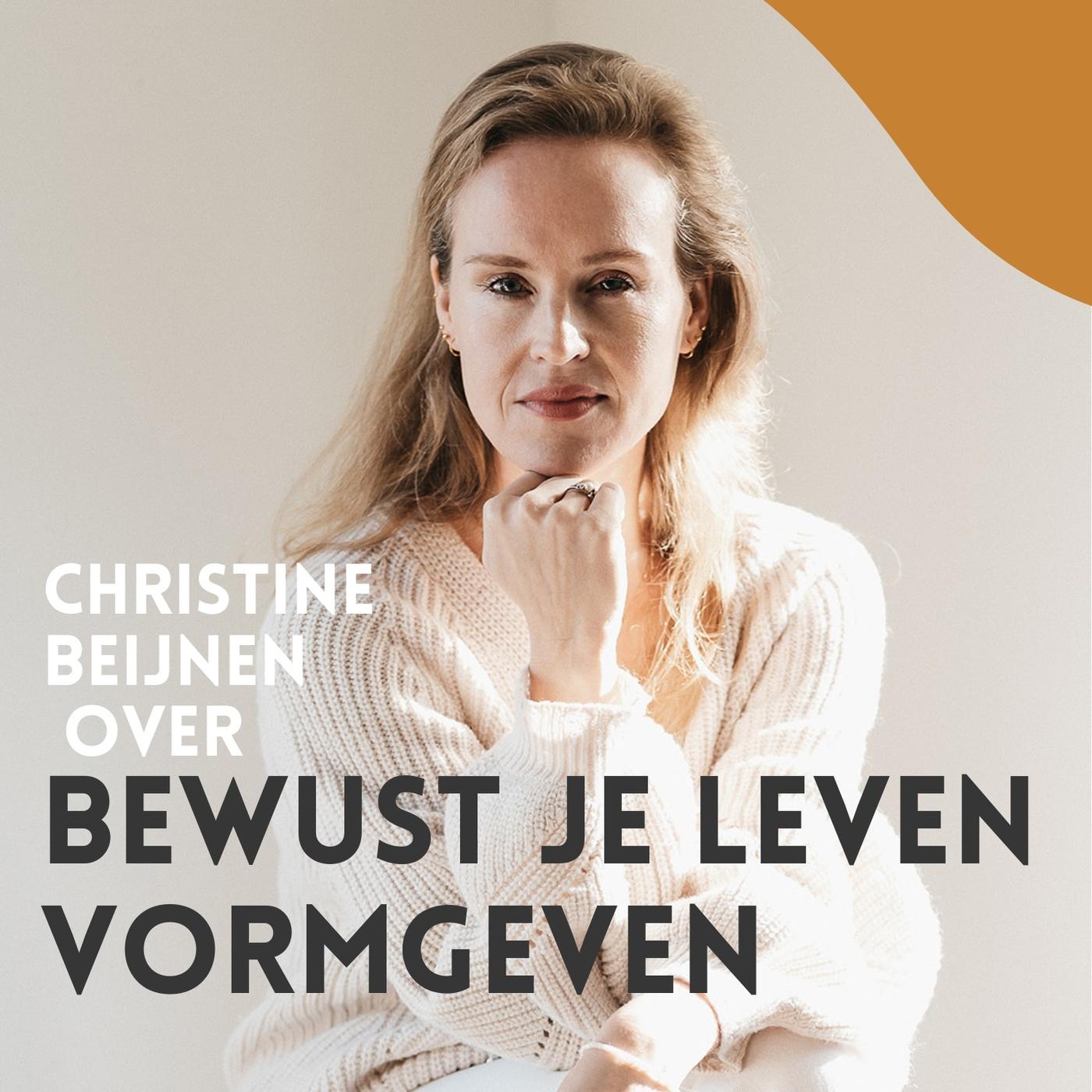 Hoe je bewust je leven kunt vormgeven met manifestatie expert Christine Beijnen