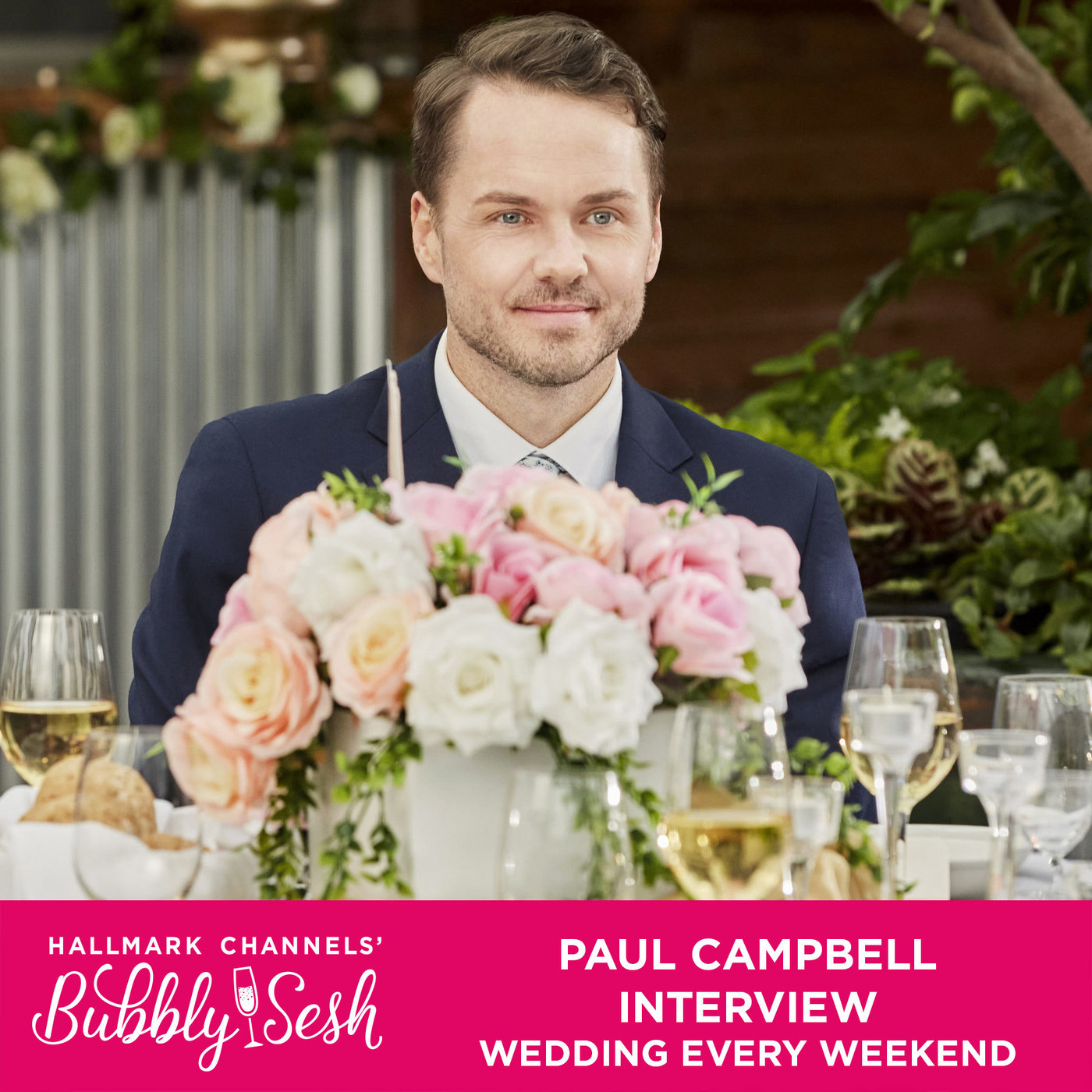 Paul Campbell Interview, Wedding Every Weekend