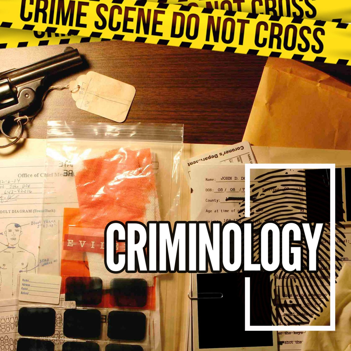 Criminology | Listen via Stitcher for Podcasts