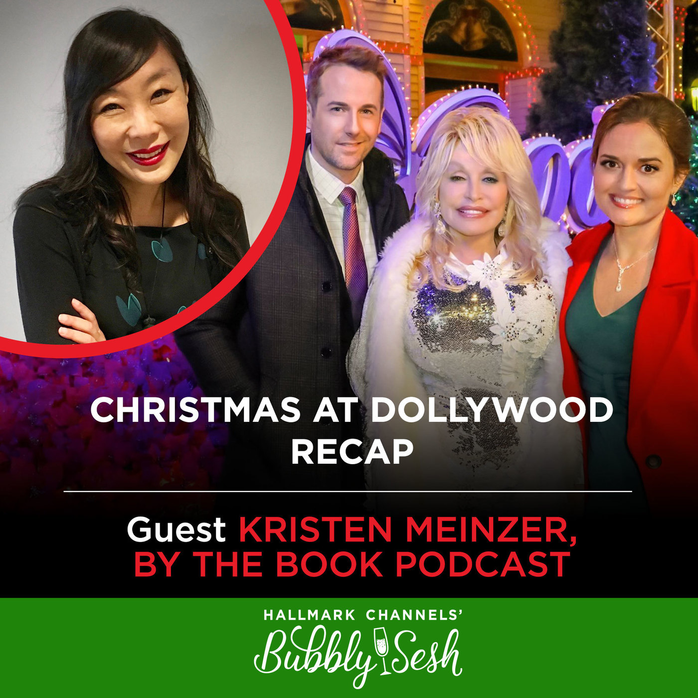 Christmas at Dollywood Recap with Kristen Meinzer