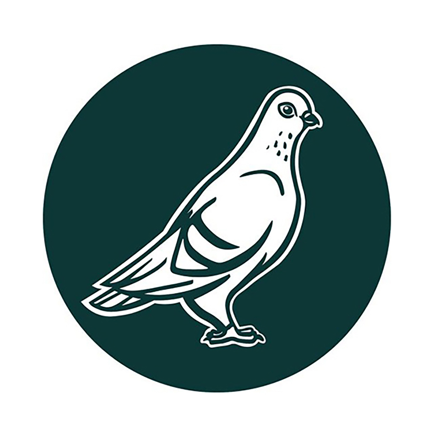The Pigeon's Tegwyn Hughes and Bayleigh Marelj