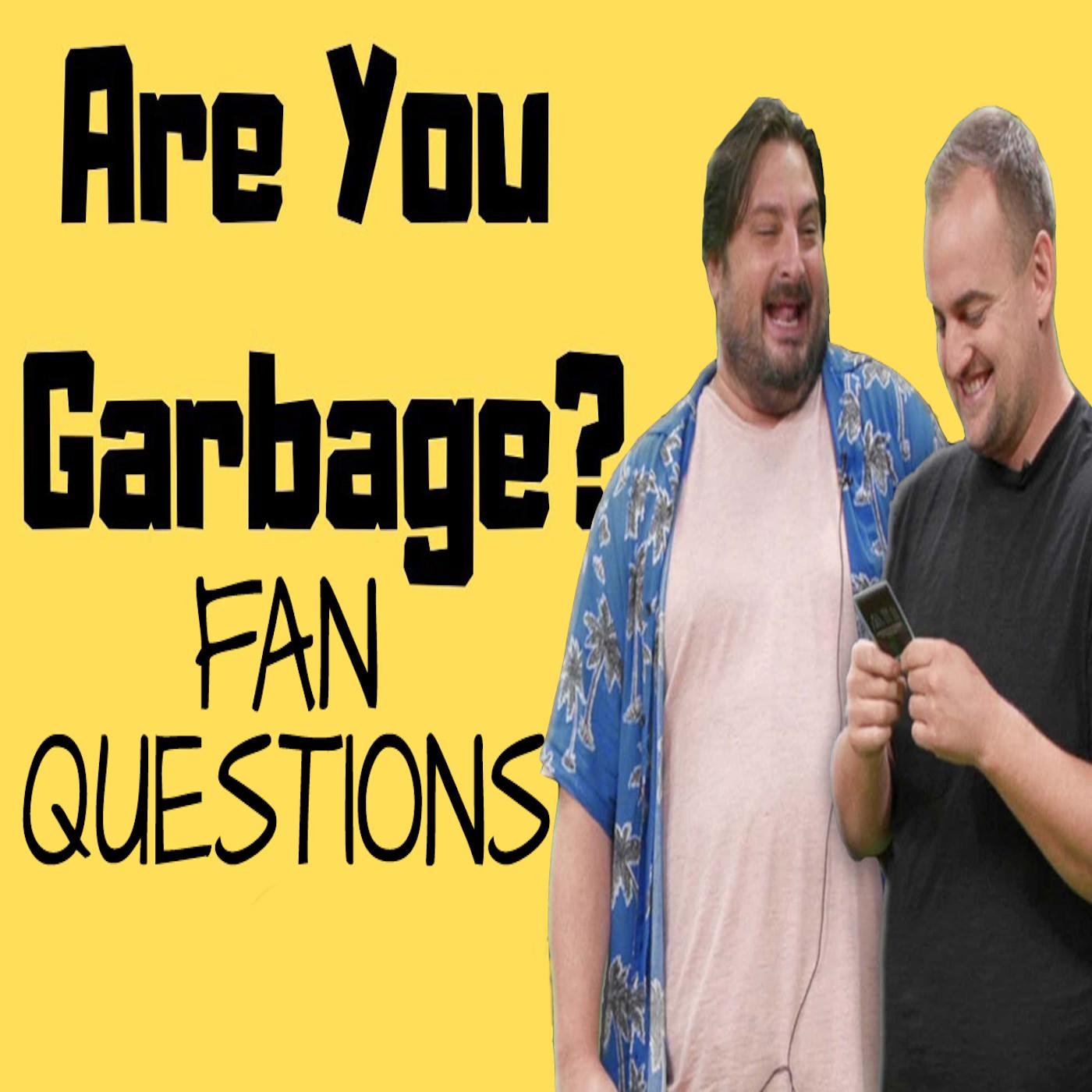 Funny Fan Questions w/ Kippy & Foley!