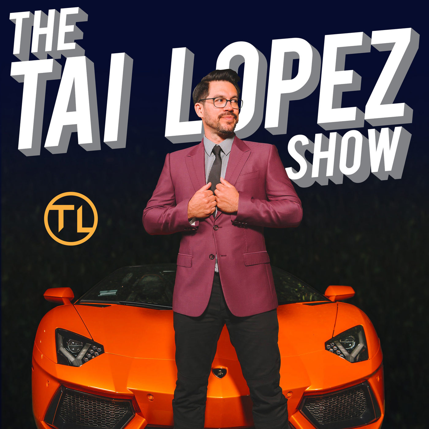 The Grand Theory of Everything: Tai Lopez at the Happy Startup Summercamp