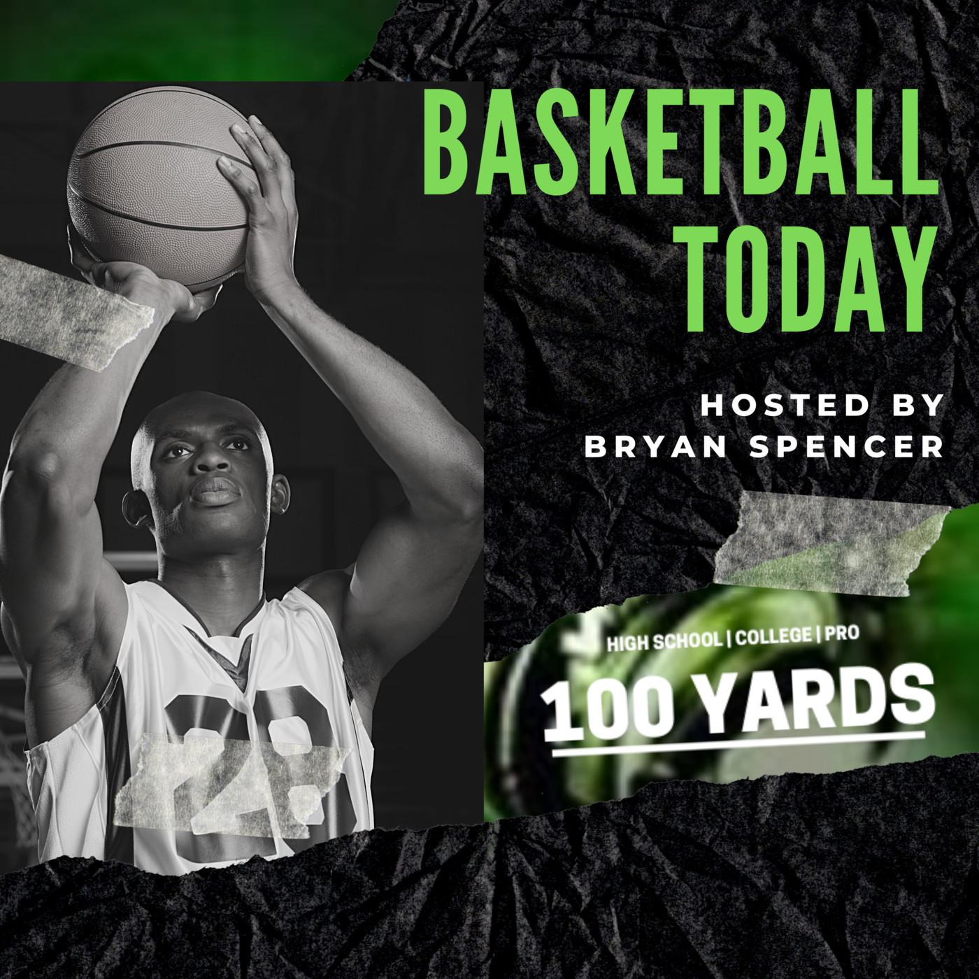 Basketball Bonus Show With Coach Bryan Spencer