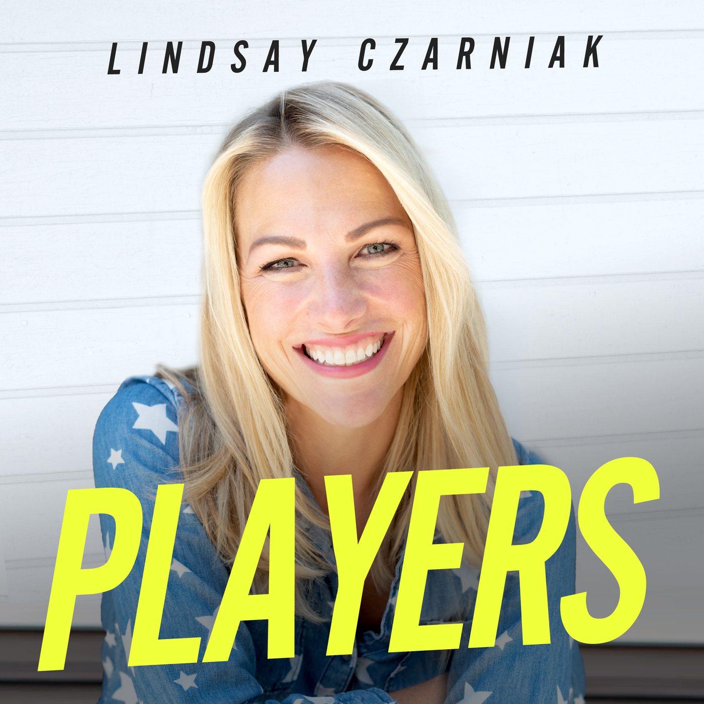 Players with Lindsay Czarniak