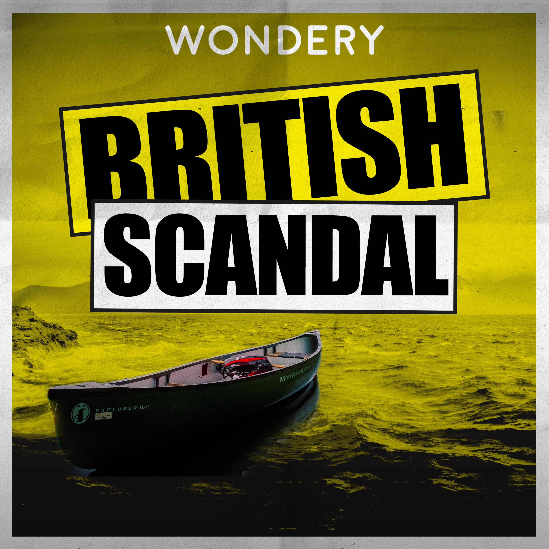 British Scandal podcast show image
