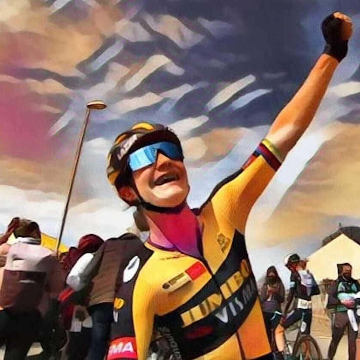 Amstel Gold Race: Vos & Van Aert pakken de dubbel voor Jumbo Visma