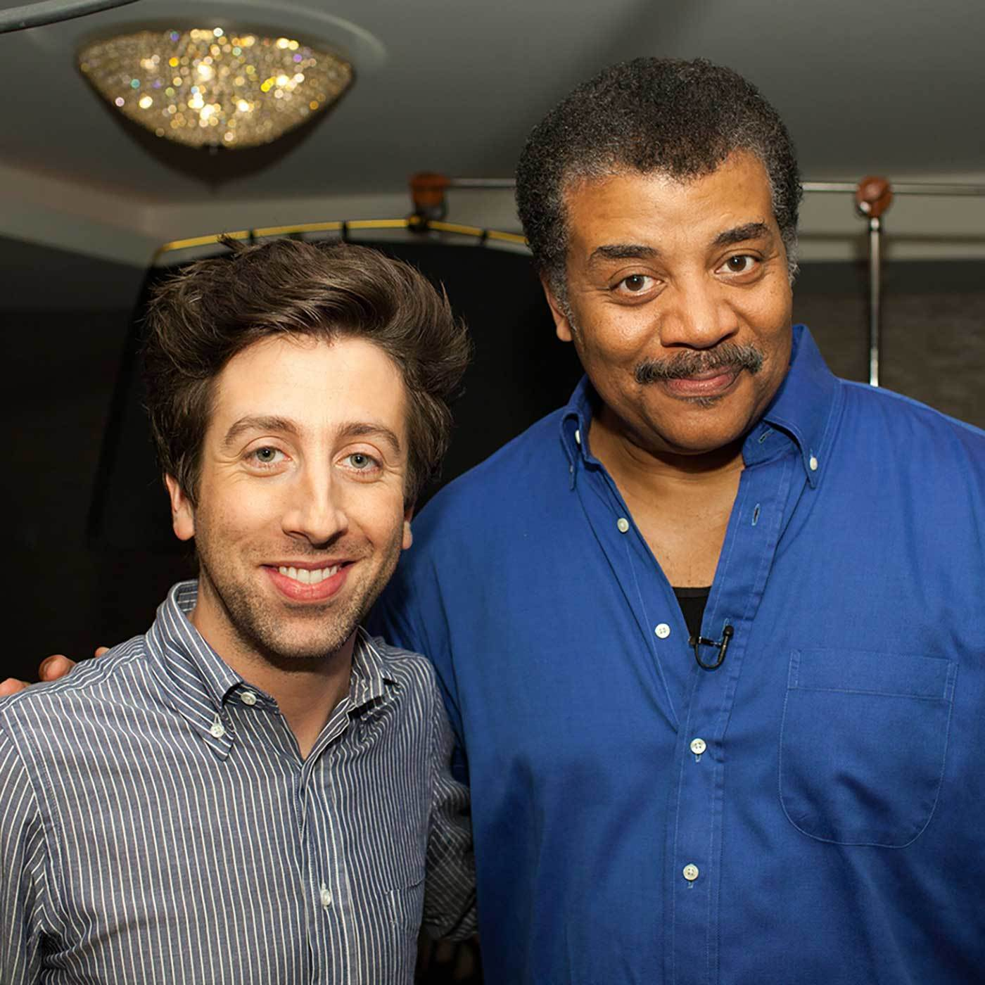 Inside The Big Bang Theory, with Simon Helberg and Bill Prady