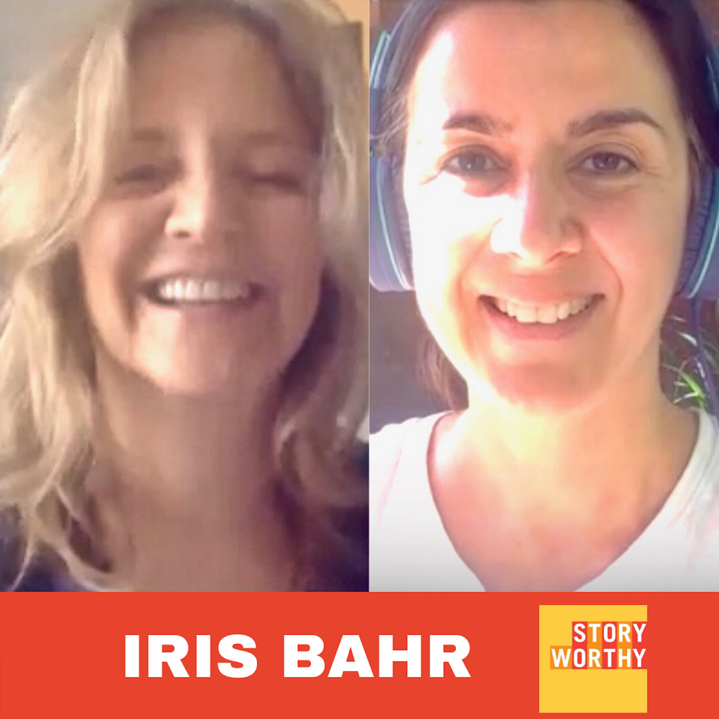 619 - Secret Mission in the Sinai Desert with Actress/Producer Iris Bahr