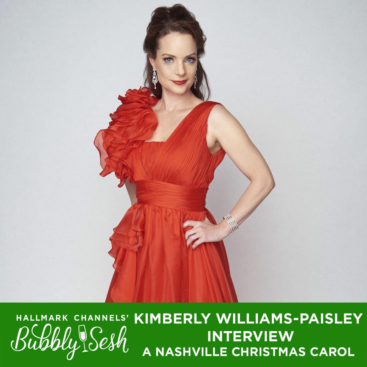 Kimberly Williams Paisley Interview, A Nashville Christmas Carol