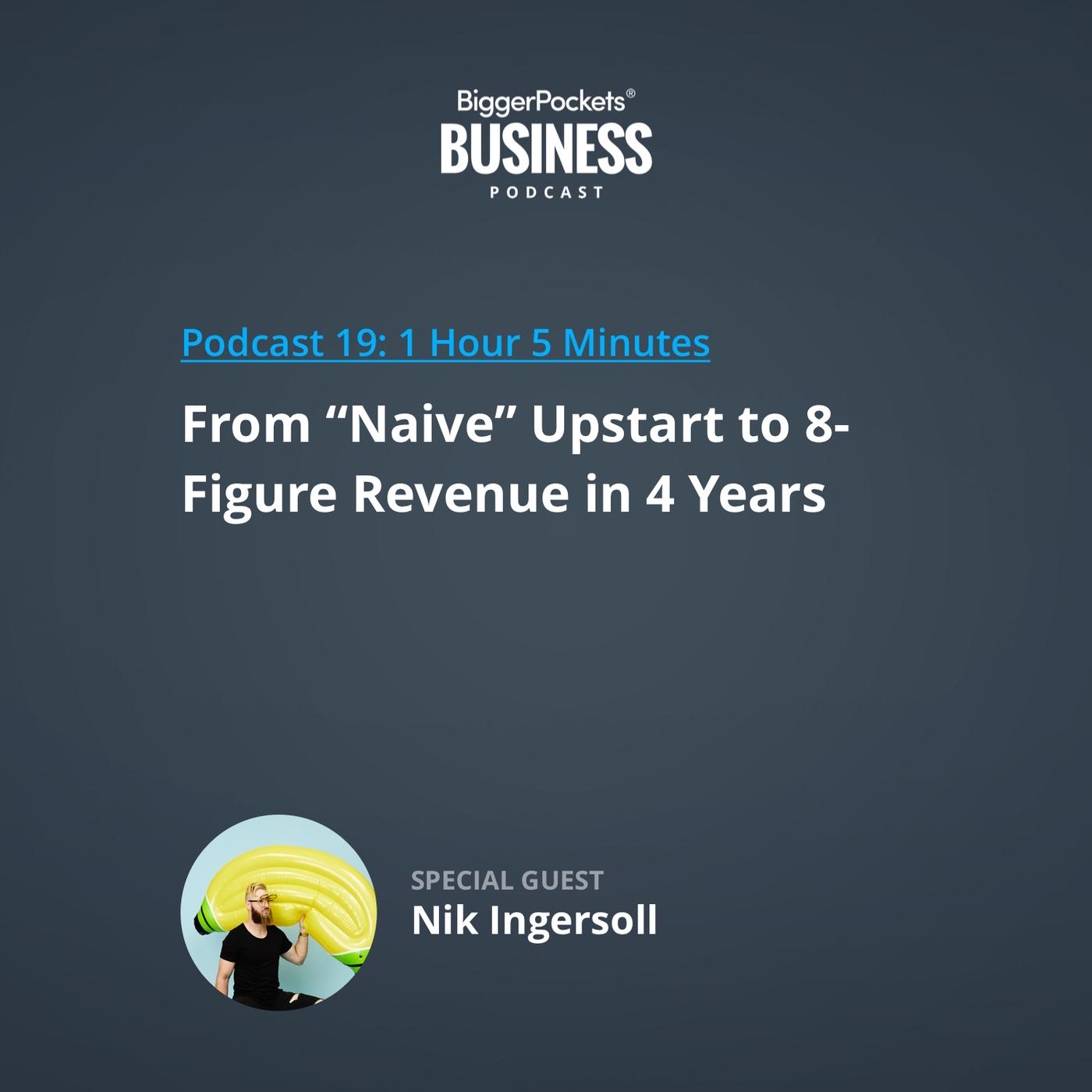 BiggerPockets Business Podcast   Podbay