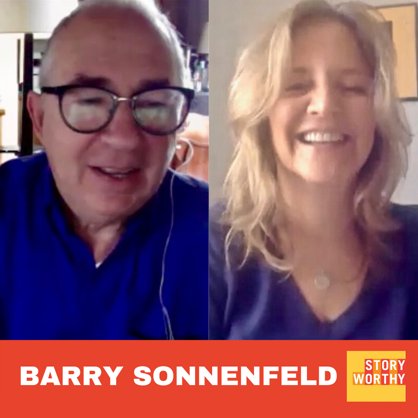 615 - My Failed Suicide Attempt with Director/Cinematographer Barry Sonnenfeld