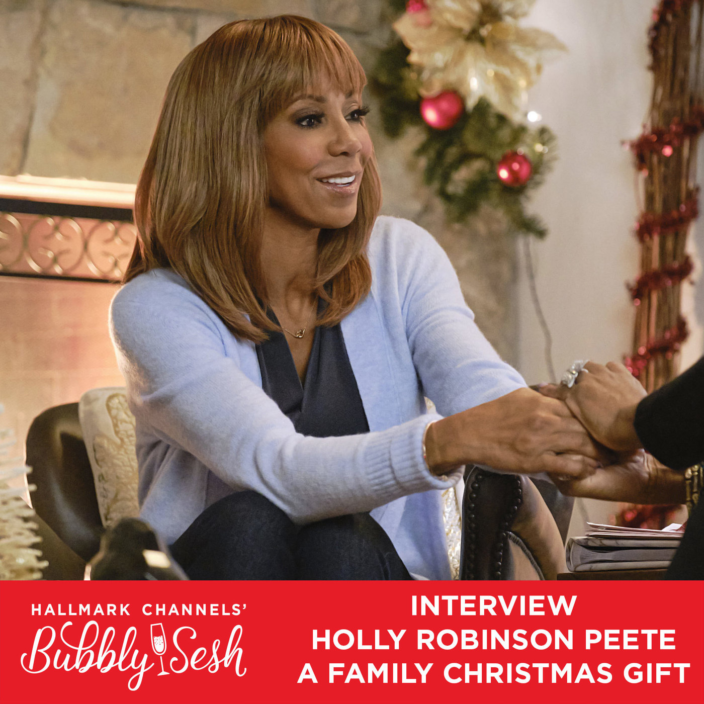 Holly Robinson Peete Interview, A Family Christmas Gift