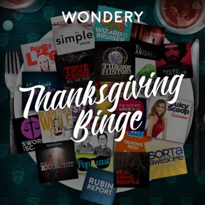 thanksgiving binge