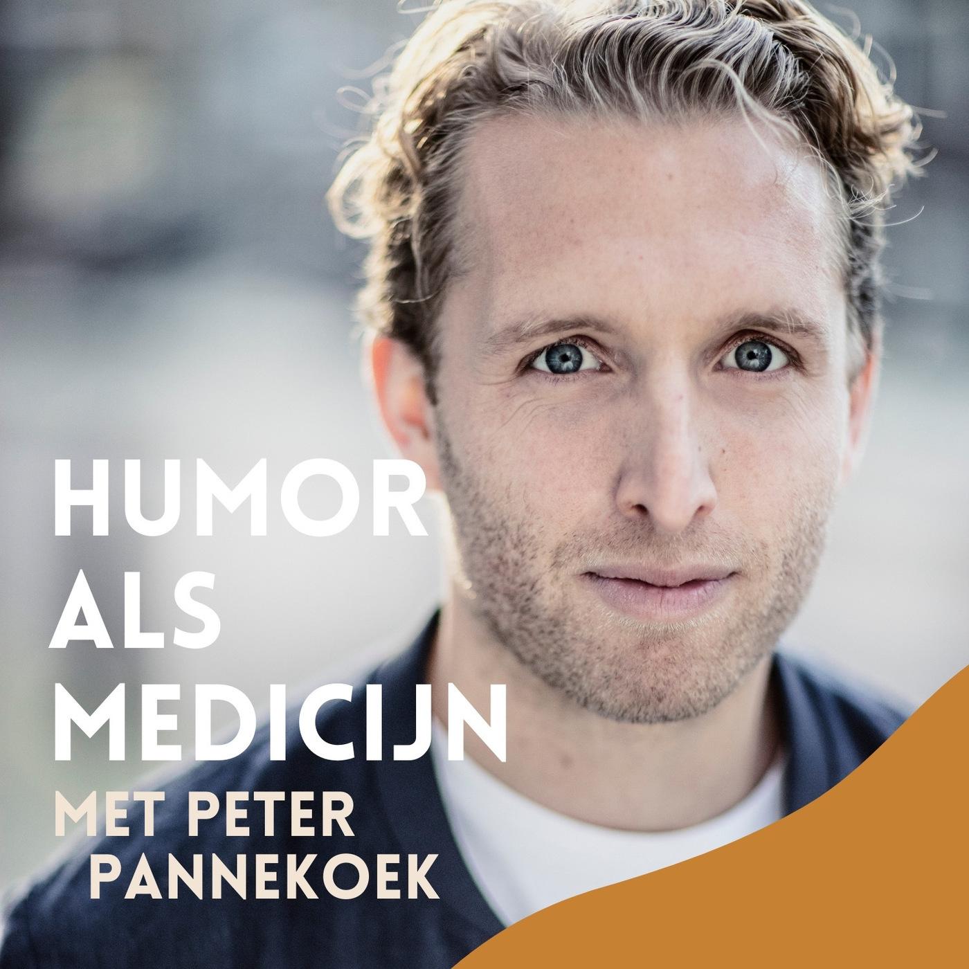 Relativeren: humor als medicijn met cabaretier Peter Pannekoek
